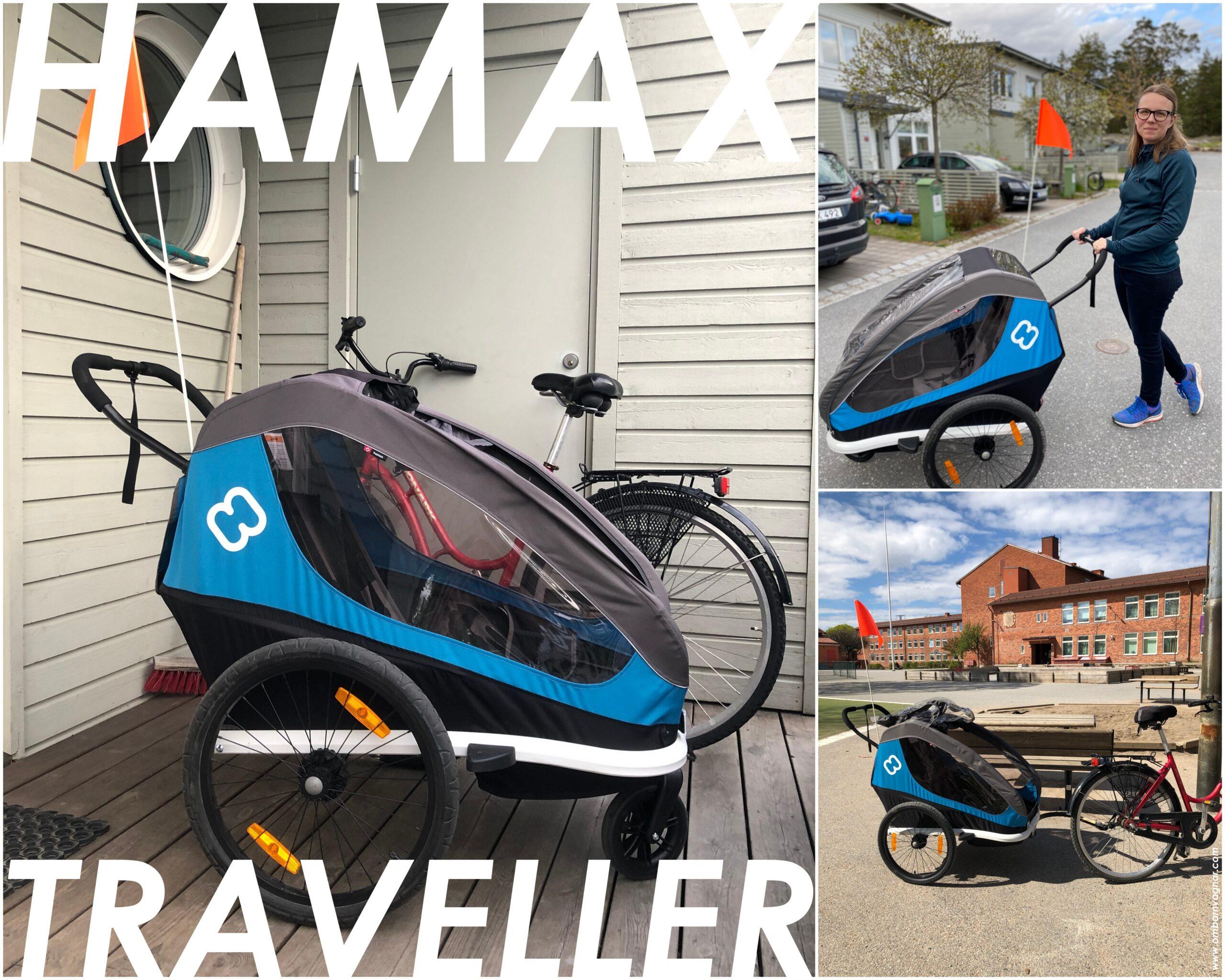 Recension av Hamax Traveller
