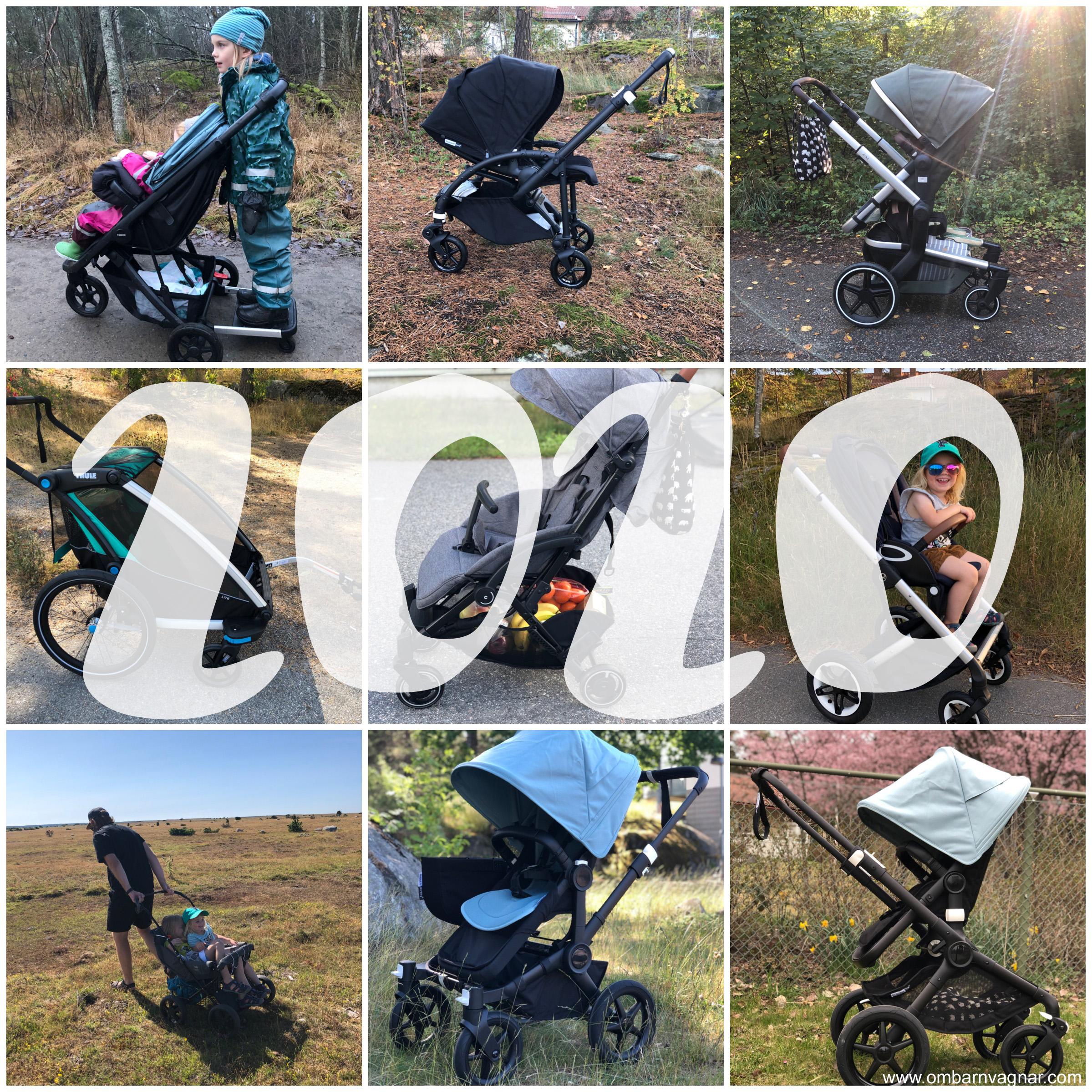 Allt om barnvagnar årskrönika för 2020