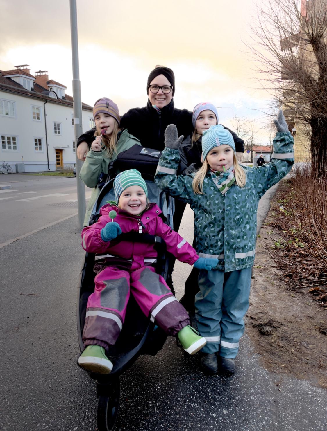Anna Lavfors - Allt om barnvagnar