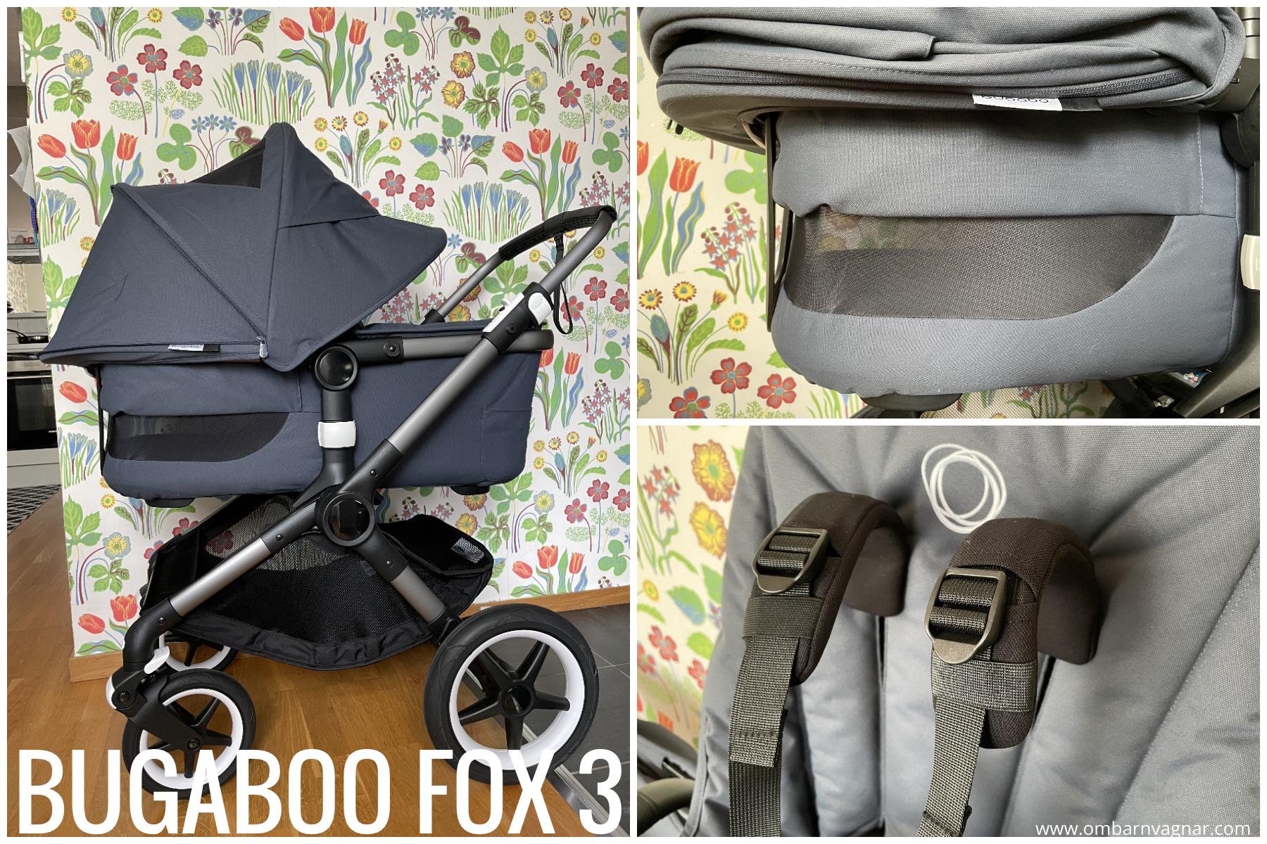 Recension av Bugaboo Fox 3