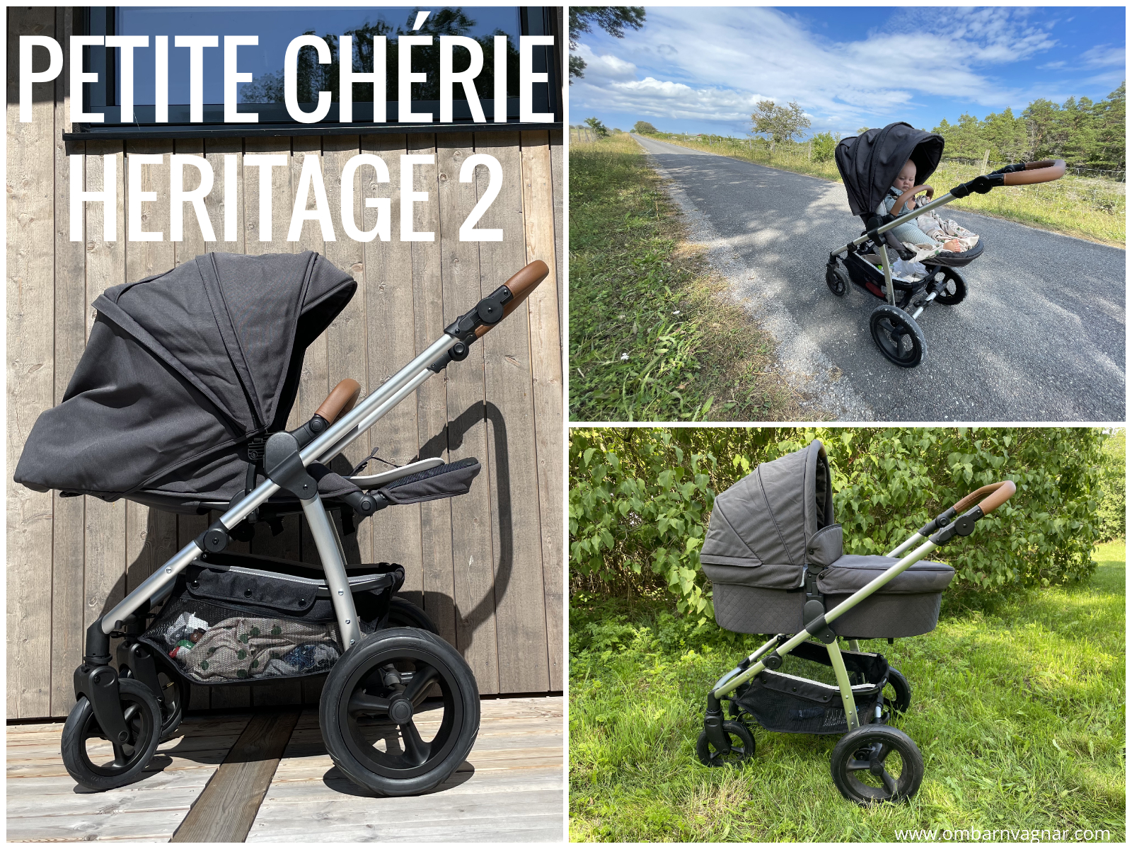 Recension av Petite Cherie Heritage 2