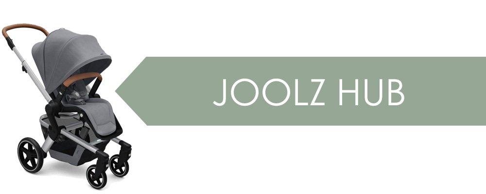 Joolz Hub+ är som en fullstor duovagn men i litet format