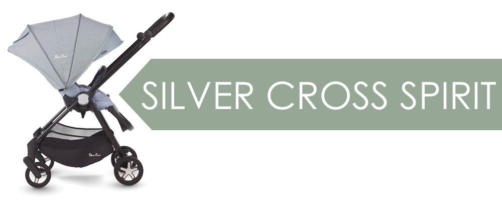 Silver Cross Spirit - liten sittvagn med oväntat bra körkänsla